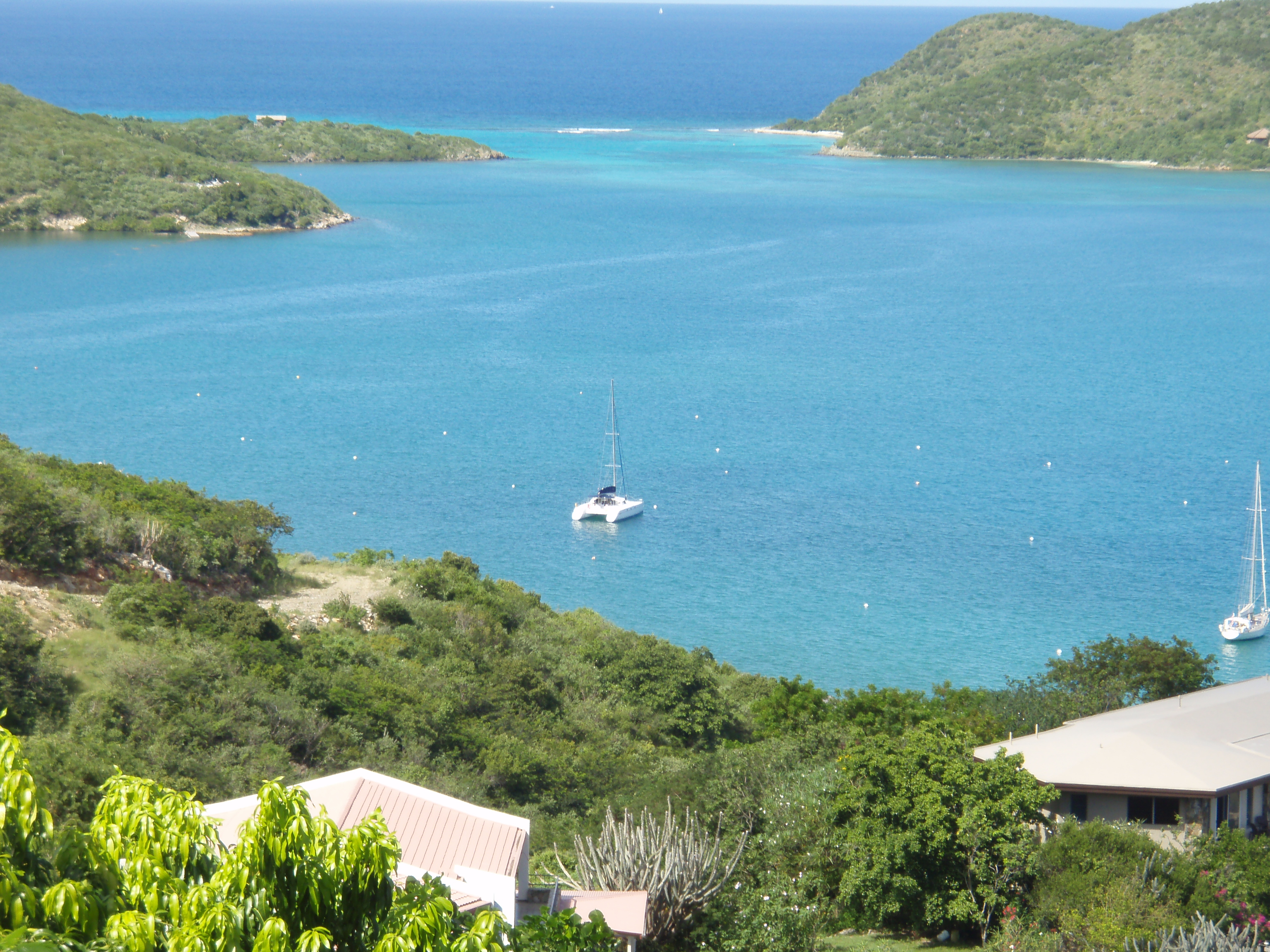 Everything you need to know about mooring balls in the BVI - BVI Bound